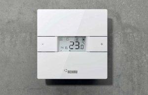 termostat de camera REHAU NEA